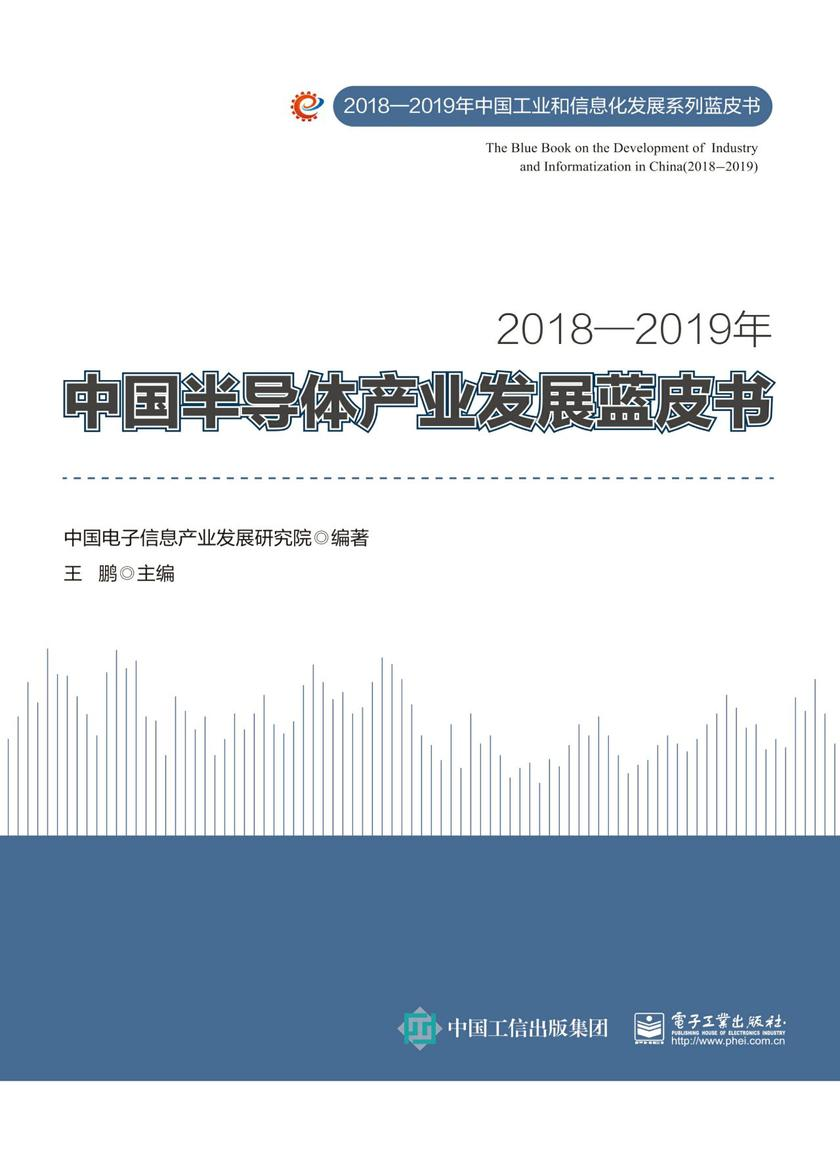 2018—2019年中国半导体产业发展蓝皮书