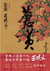 苍黄(王跃文正式授权完整版长篇官场小说)(试读本)