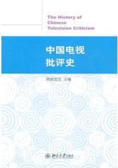 中国电视批评史(仅适用PC阅读)