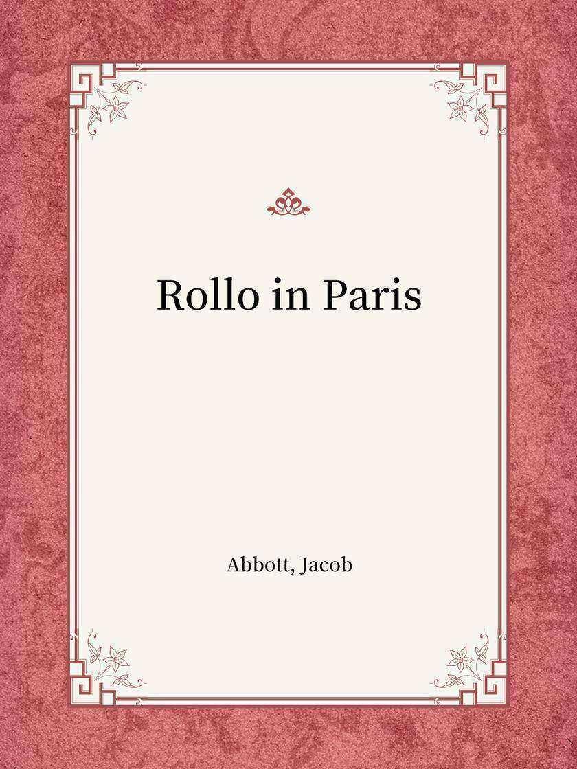 Rollo in Paris