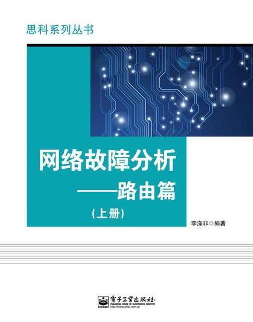 网络故障分析:路由篇(上册)