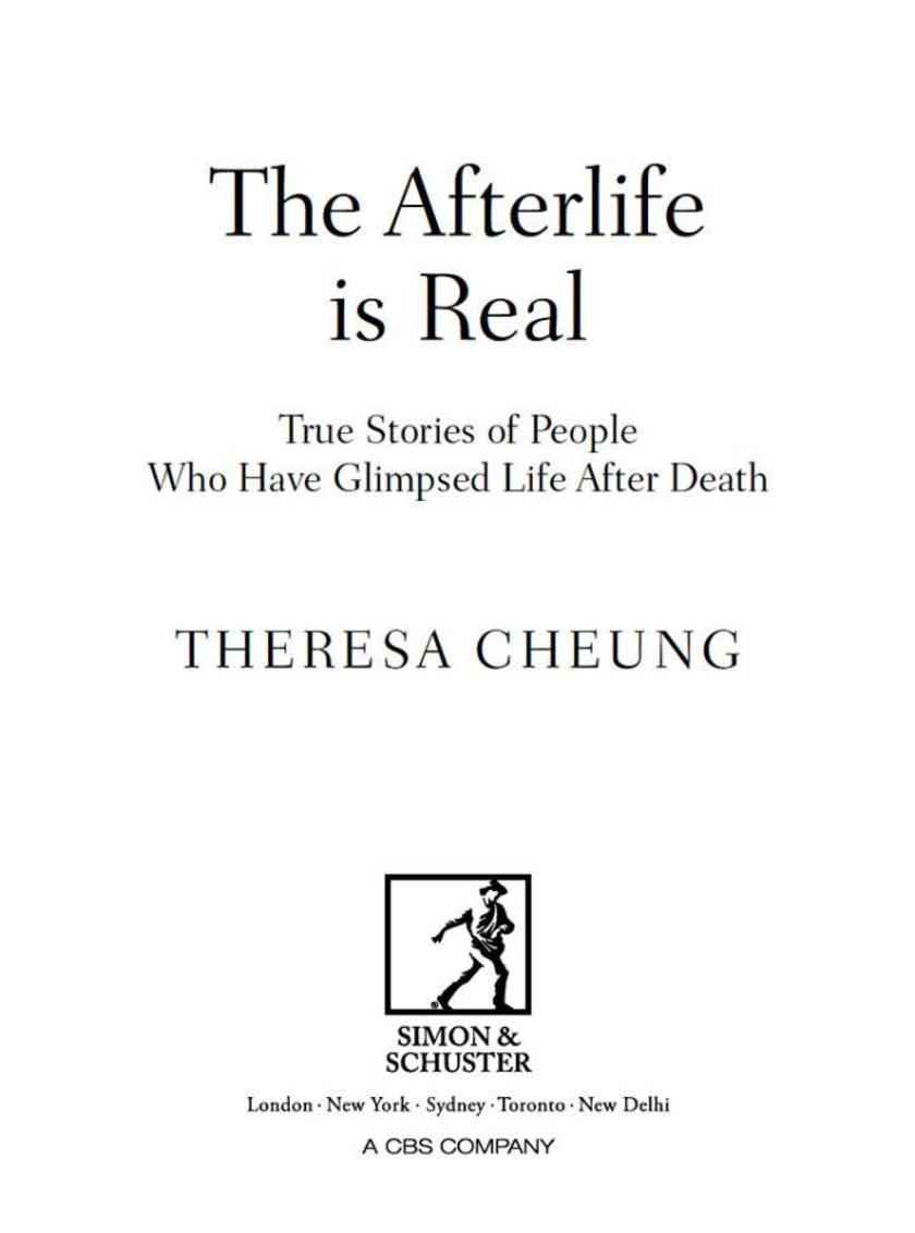 The Afterlife is Real