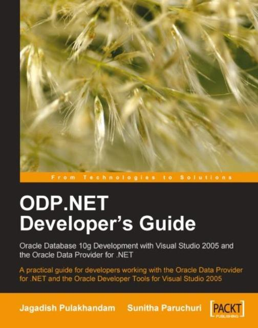 ODP.NET Developer's Guide