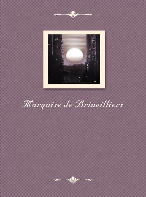 Marquise de Brinvilliers
