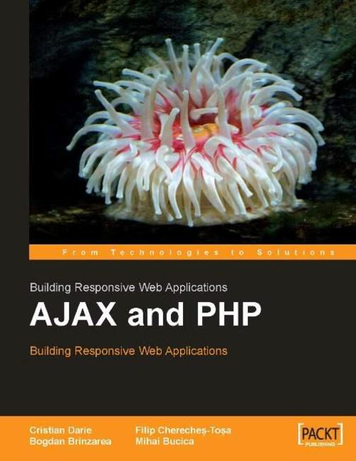 AJAX and PHP: Building Responsive Web Applications