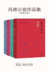 冯唐小说作品集(套装共4册)