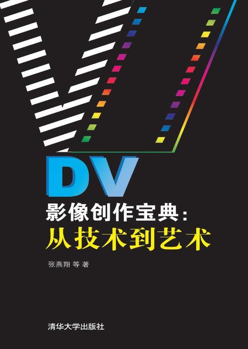 DV影像创作宝典:从技术到艺术