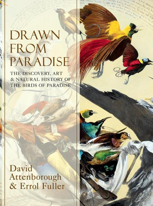 Drawn From Paradise:The Discovery, Art and Natural History of the Birds of Parad
