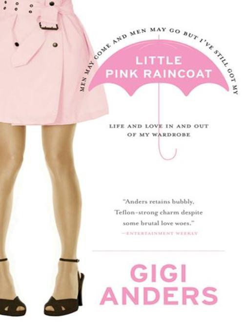 Little Pink Raincoat