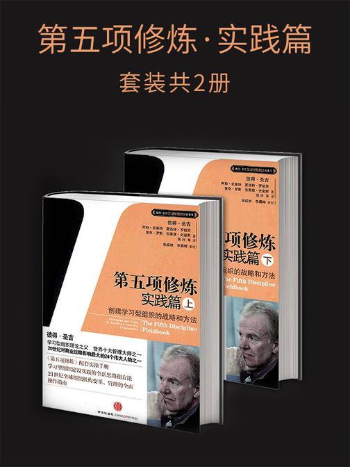 第五项修炼·实践篇:创建学习型组织的战略和方法(全2册)
