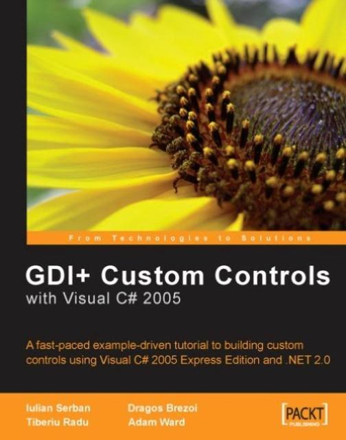 GDI+ Application Custom Controls with Visual C# 2005