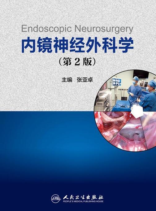内镜神经外科学(第2版)