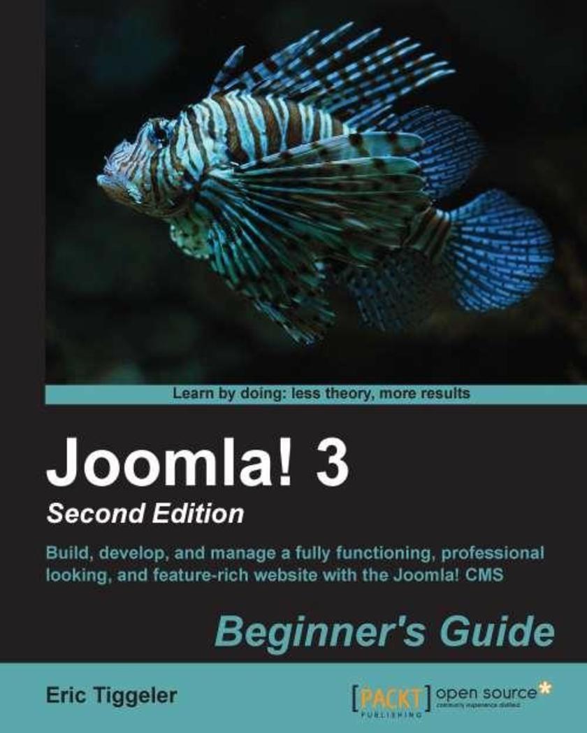 Joomla! 3 Beginner's Guide