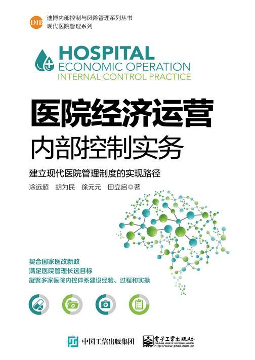 医院经济运营内部控制实务:建立现代医院管理制度的实现路径