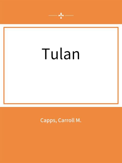 Tulan