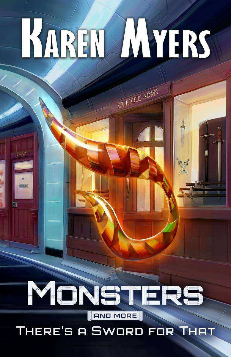 Monsters, And More