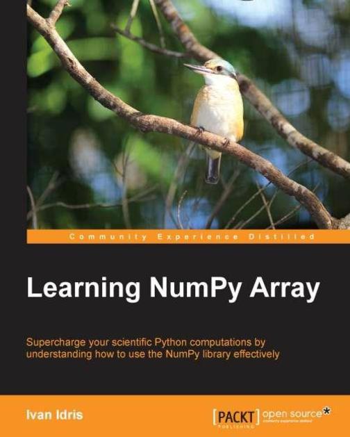 Learning NumPy