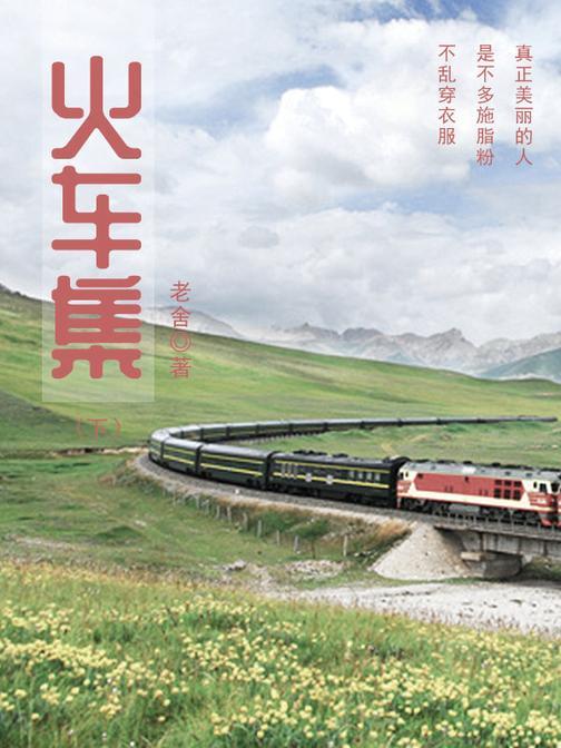 老舍经典:火车集(下)