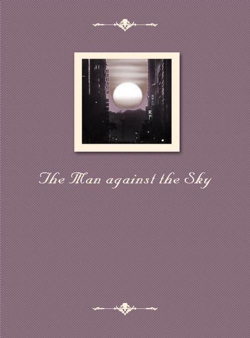 The Man against the Sky