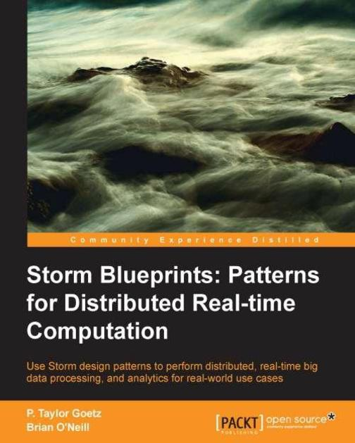 Storm: Distributed Real-time Computation Blueprints