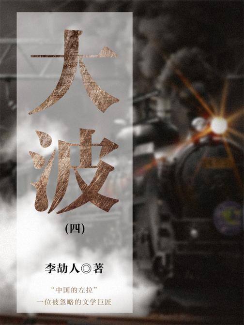 中国经典文学:大波(四)