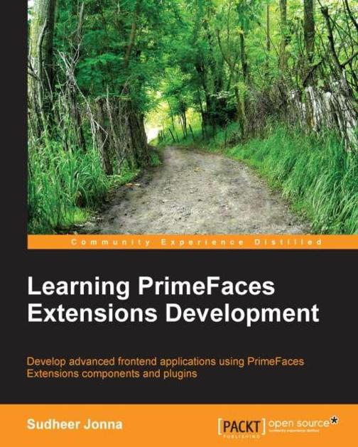 Learning Primefaces' Extensions Development
