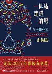 大卫·格罗斯曼作品系列:一匹马走进酒吧