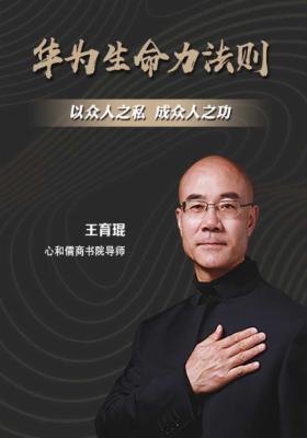 王育琨的认知课:华为生命力法则(套装共20册)