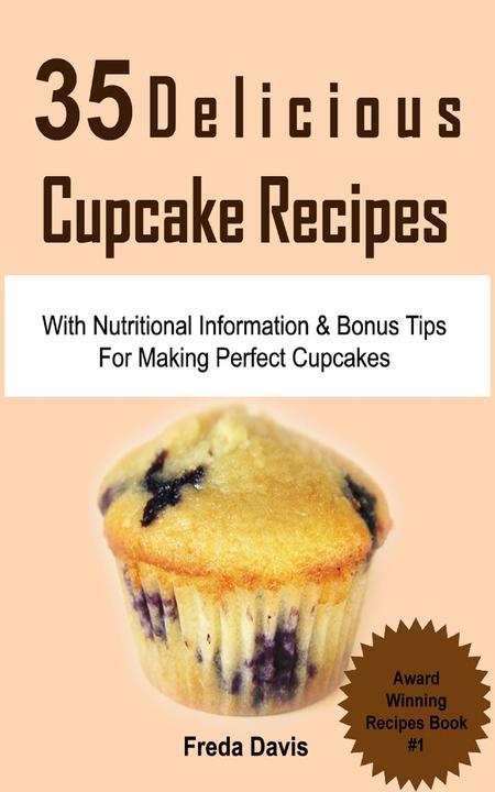 35 Delicious Cupcake Recipes