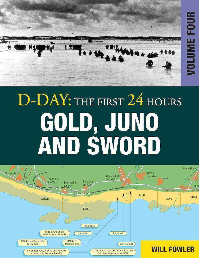 D-Day: Gold, Juno and Sword