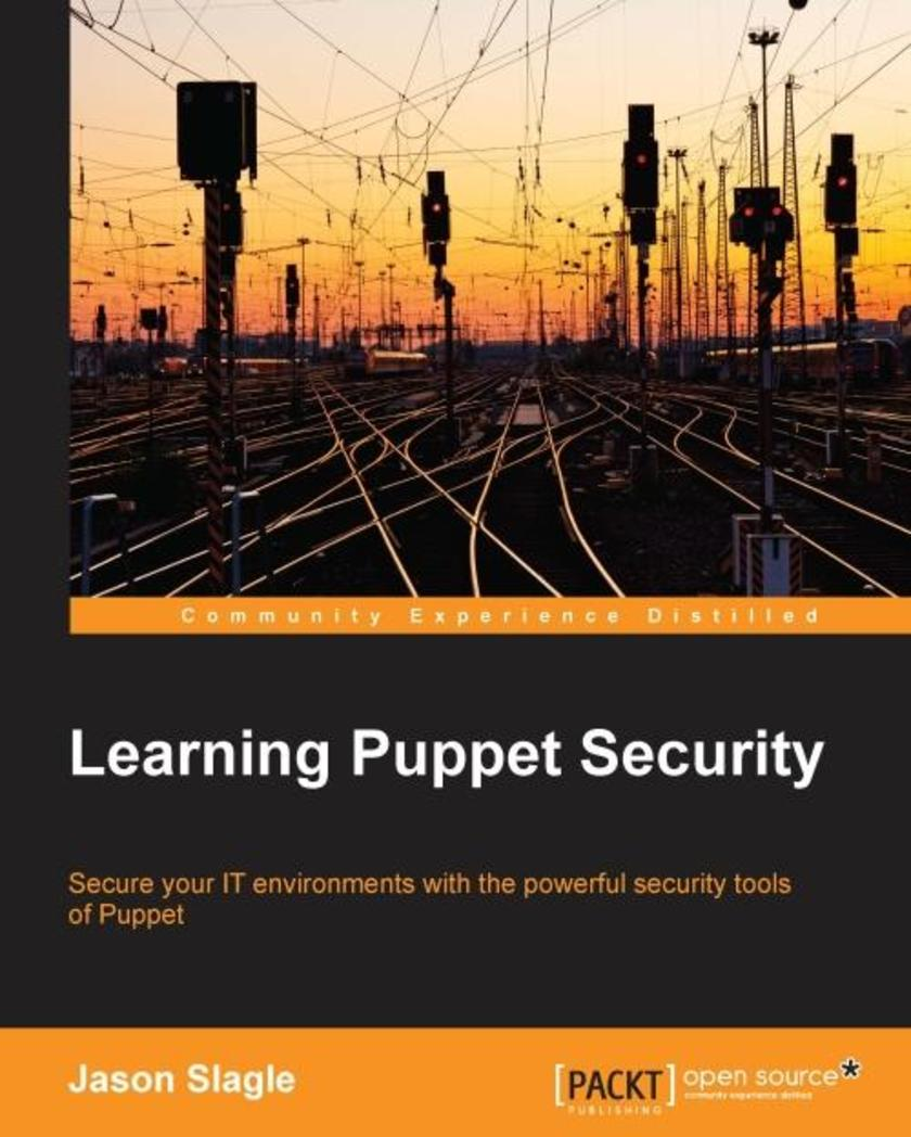 Learning Puppet Security