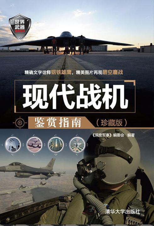 现代战机鉴赏指南(珍藏版)