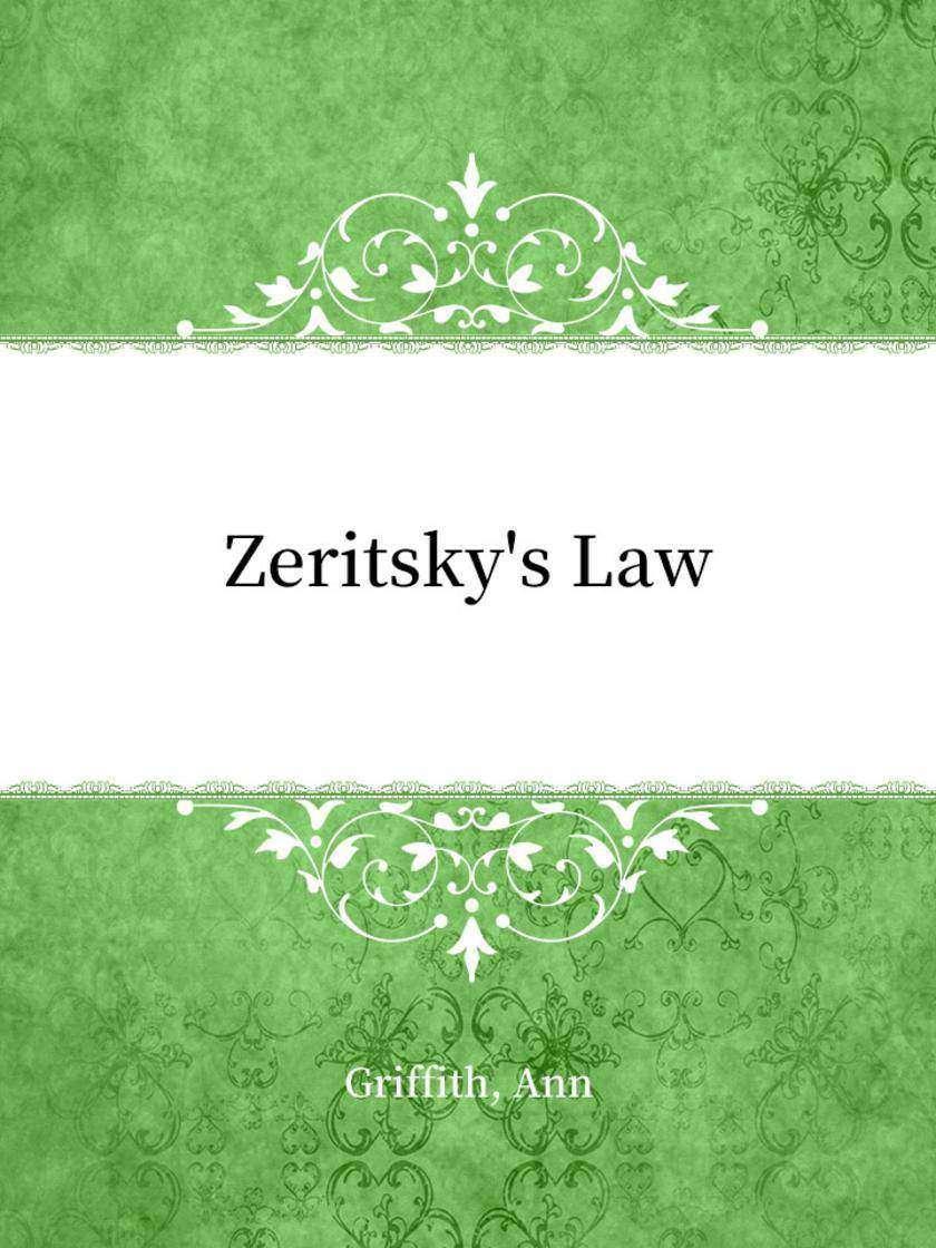 Zeritsky's Law