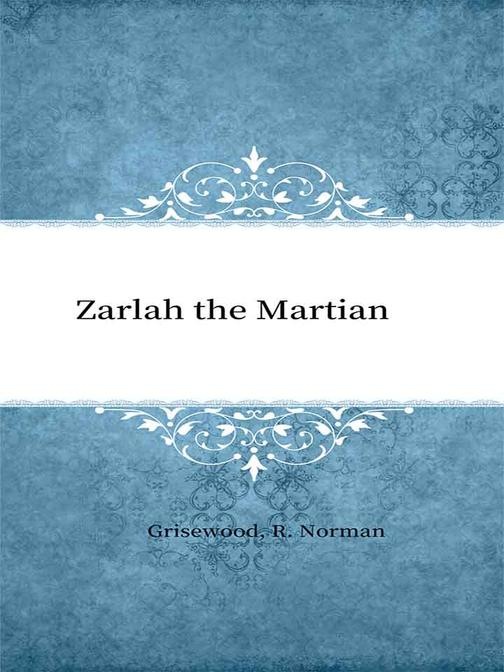 Zarlah the Martian