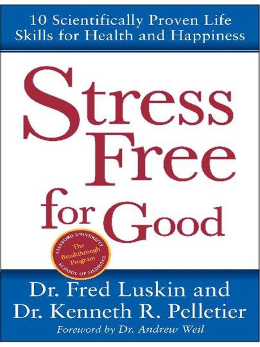 Stress Free for Good