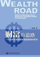 财富的道路:科学发展观的财富基础理论研究