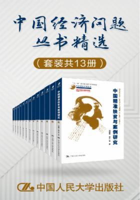 中国经济问题丛书精选(套装共13册)