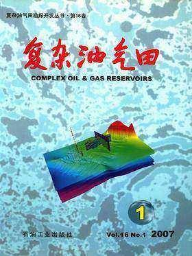 复杂油气田?第1册