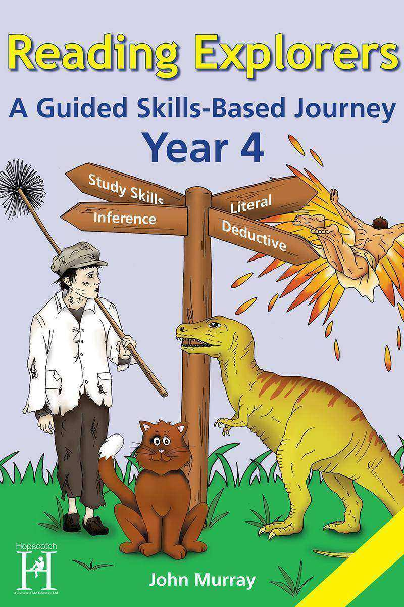Reading Explorers Year 4
