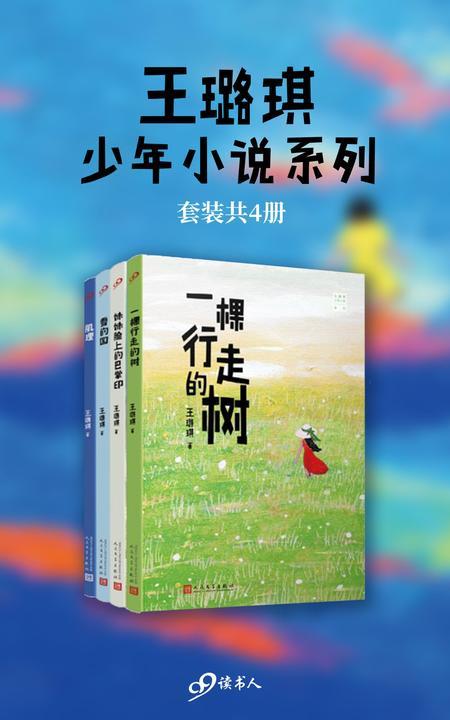 王璐琪少-小说系列(套装共4册)