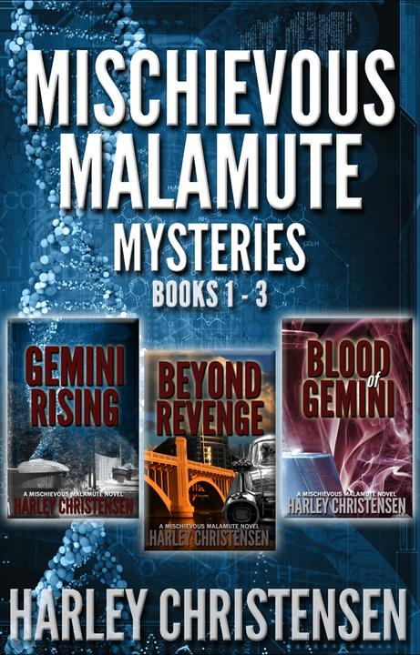 Mischievous Malamute Mystery Series: Books 1-3: (Mischievous Malamute Mystery Se
