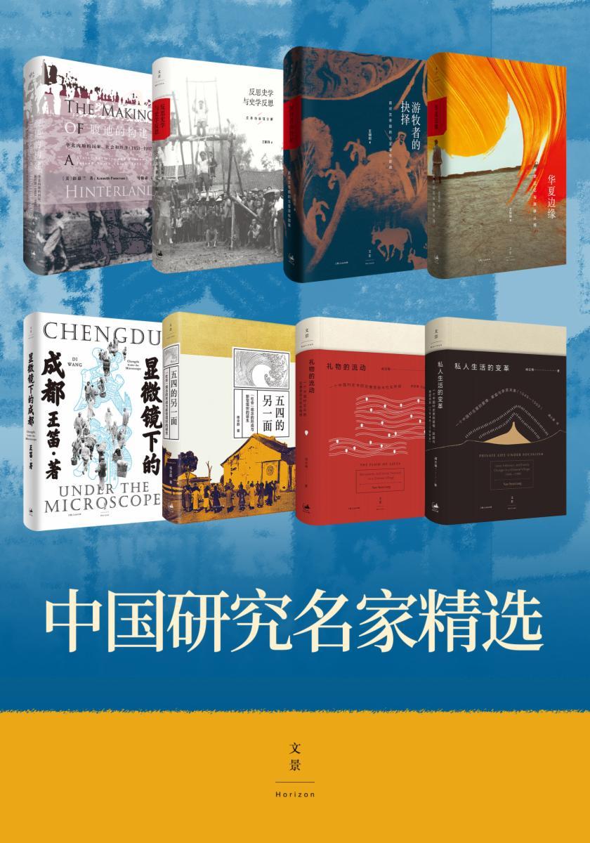 中国研究名家精选(套装共8册)