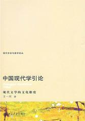 中国现代学引论——现代文学的文化维度(仅适用PC阅读)