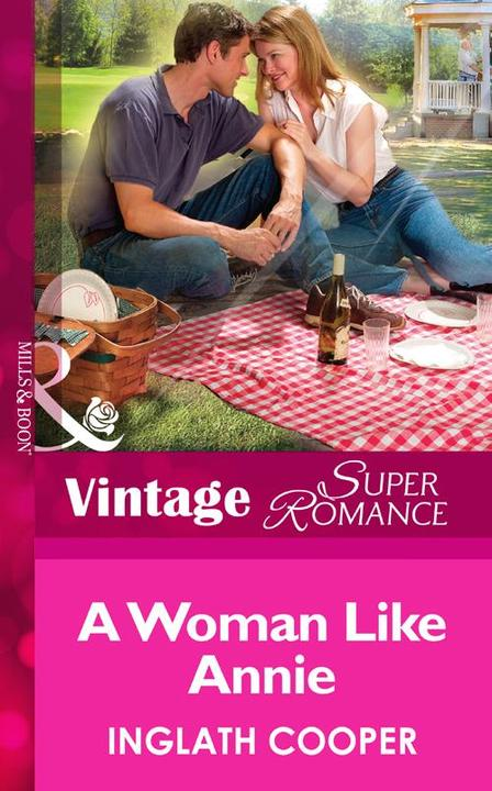 A Woman Like Annie (Mills &  Boon Vintage Superromance) (Hometown U.S.A., Book 7
