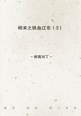 明末之铁血辽东(3)