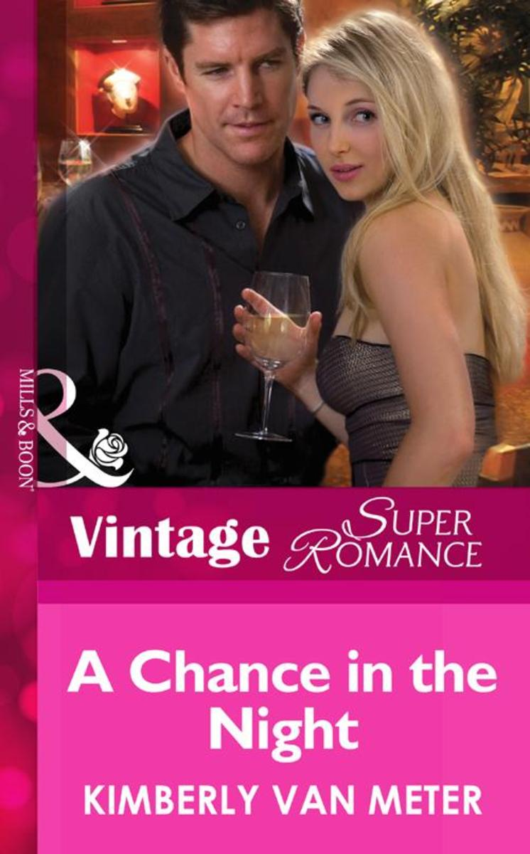 A Chance in the Night (Mills &  Boon Vintage Superromance) (Mama Jo's Boys, Book