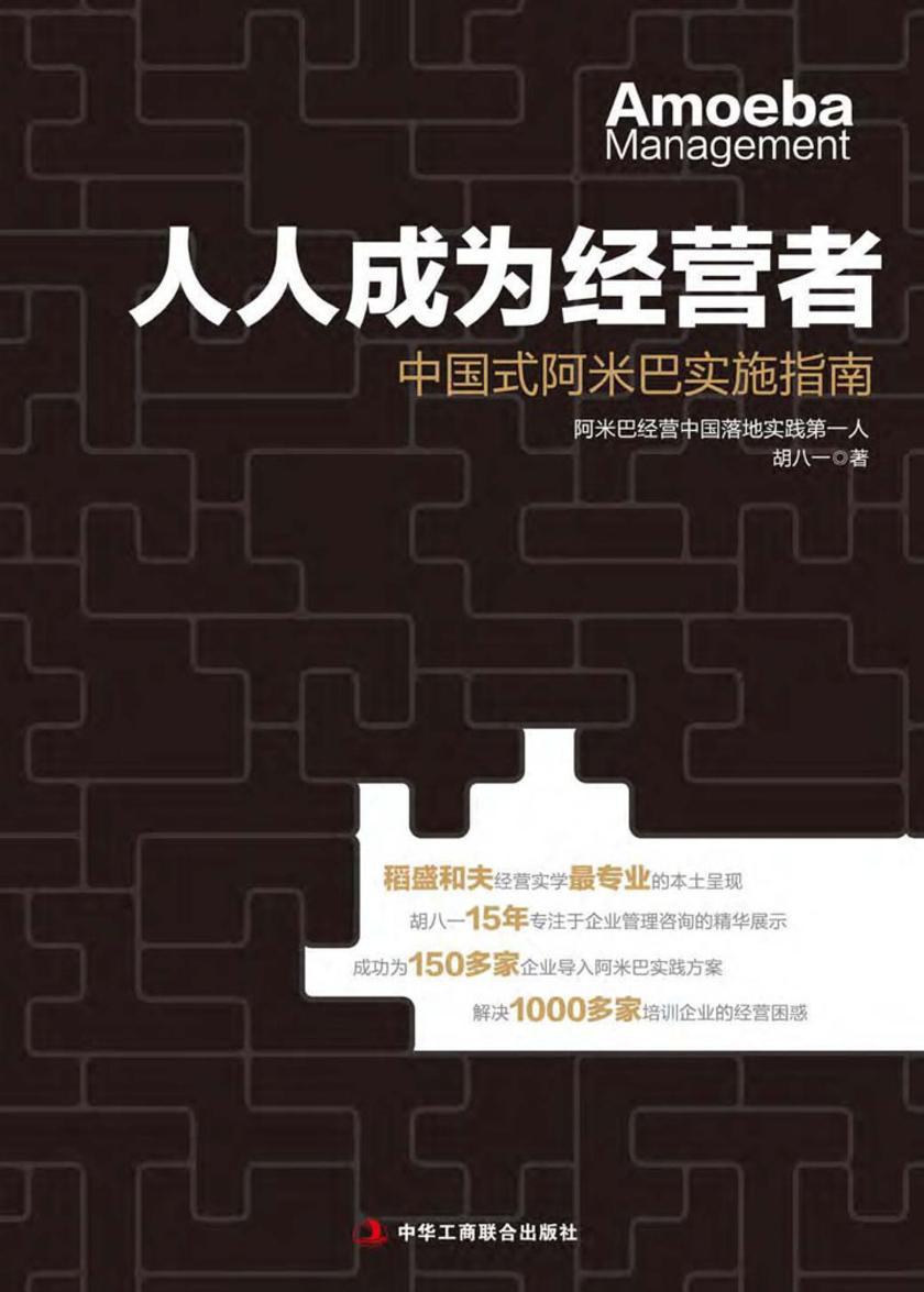 人人成为经营者:中国式阿米巴实施指南