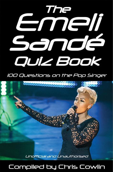 Emeli Sande Quiz Book