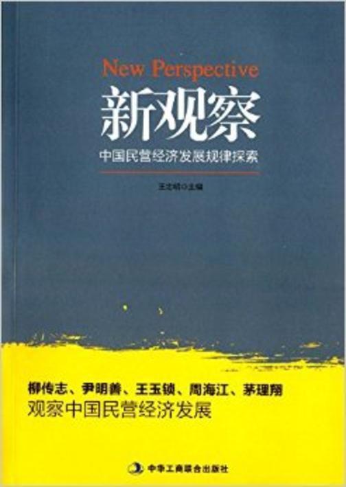 新观察中国民营经济发展规律探索