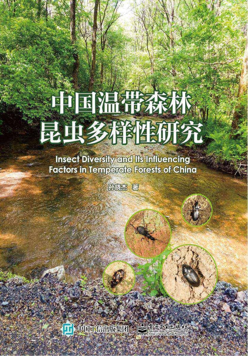 中国温带森林昆虫多样性研究
